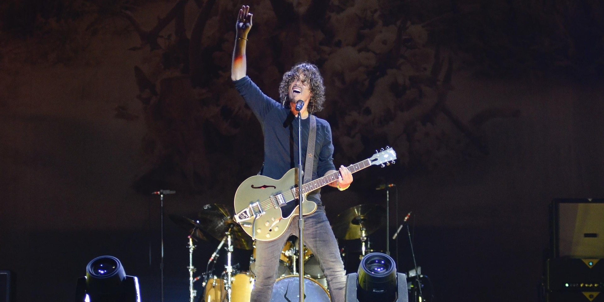 Life-sized Chris Cornell memorial statue unveiled