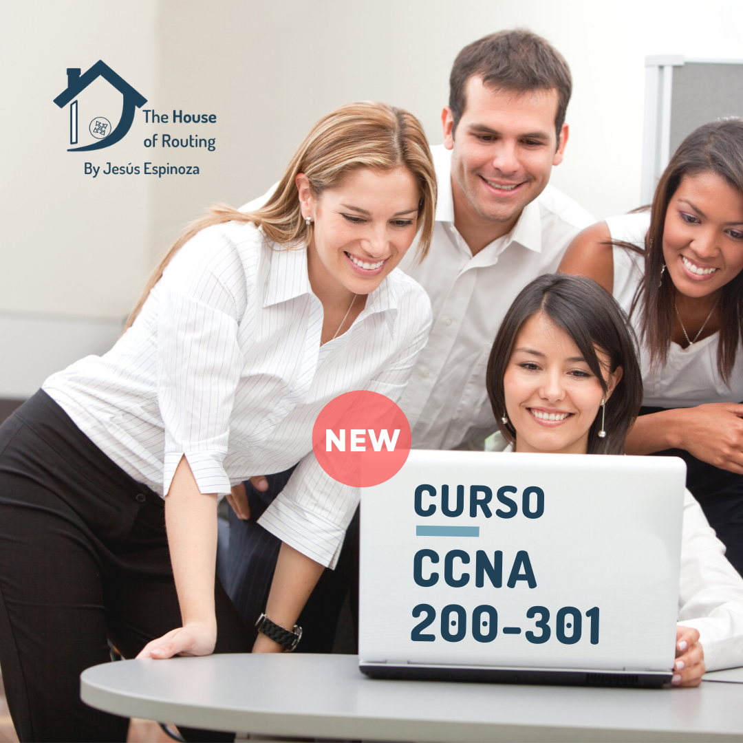 The House of Routing - Curso CCNA 200-301