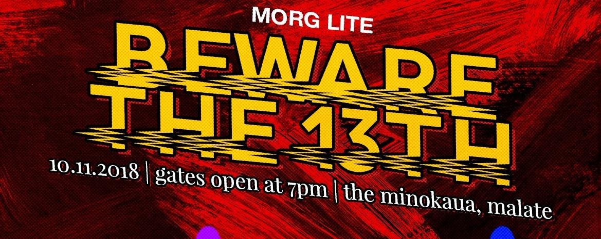 MOrg Lite XIII: Beware the 13th