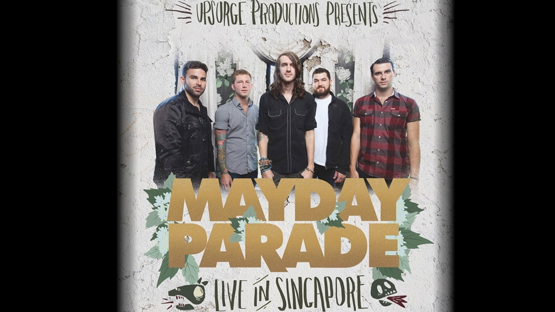 Mayday Parade Live In SG