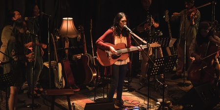 GIG REPORT: Stages Sessions x Clara Benin retraces all paths leading back home