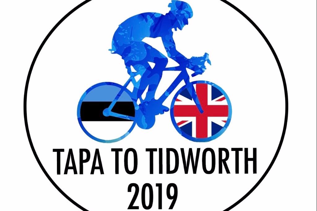 Tapa To Tidworth Cycle Challenge 2019