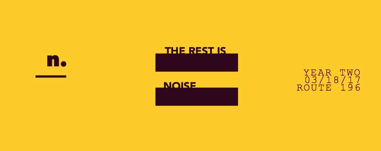 The Rest Is Noise 2nd Anniversary