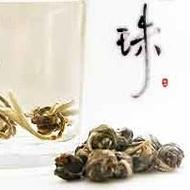 Jasmine Dragon Pearls from Teas.com.au