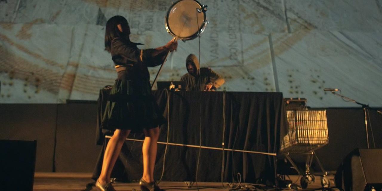 Electronic duo Filastine & Nova release 'Drapetomania' in Indonesia