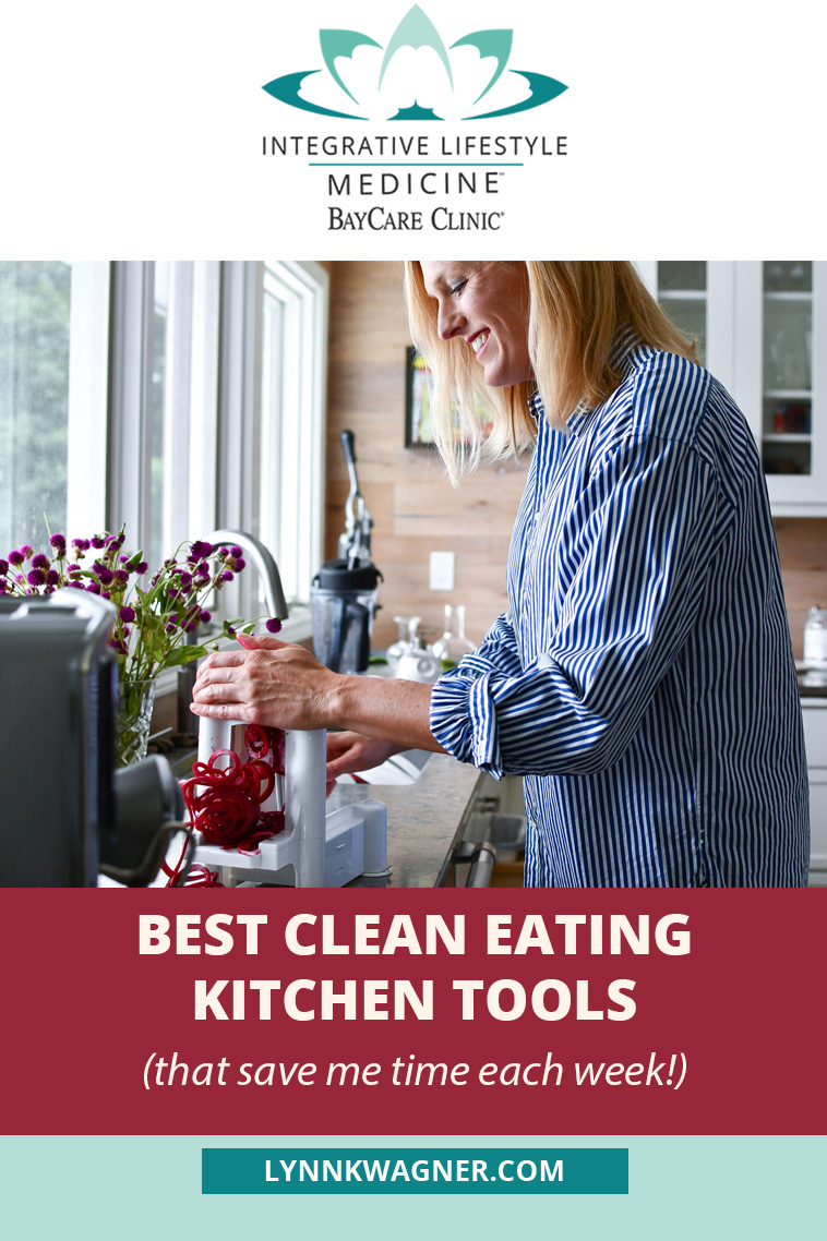 Clean Eating Kitchen Tools