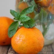 Orange Basil from Madametj's Fresh Garden