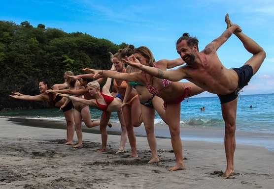 25 Days Beach 200hr Yoga Training with Yoga Alliance Accreditation