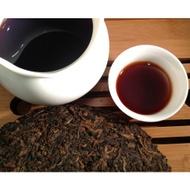 Noble Mark Ripe Pu'er Blend 2012 from Mandala Tea