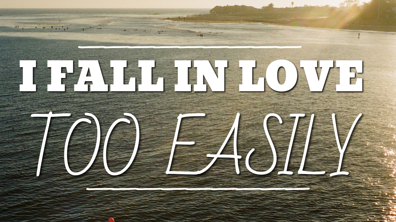 I Fall in Love Too Easily - thumbnail