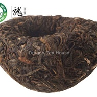 Yiwu Zheng Shan Old Tree Xiaguan Tuo Cha 2010 from Dragon Tea House
