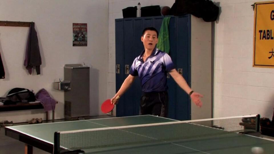 The mastery bundle online table tennis training by coach tao li | ta.