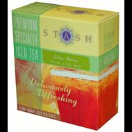 Lime Green Iced Tea from Stash Tea Company