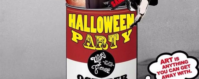 Today x Future Halloween pARTy