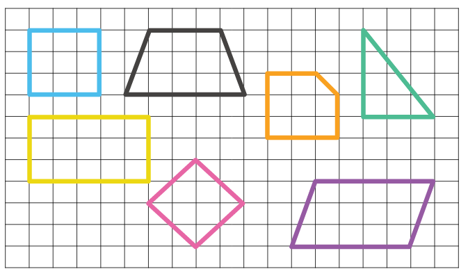 Recognize And Generate Quadrilaterals By Their Attributes Learnzillion
