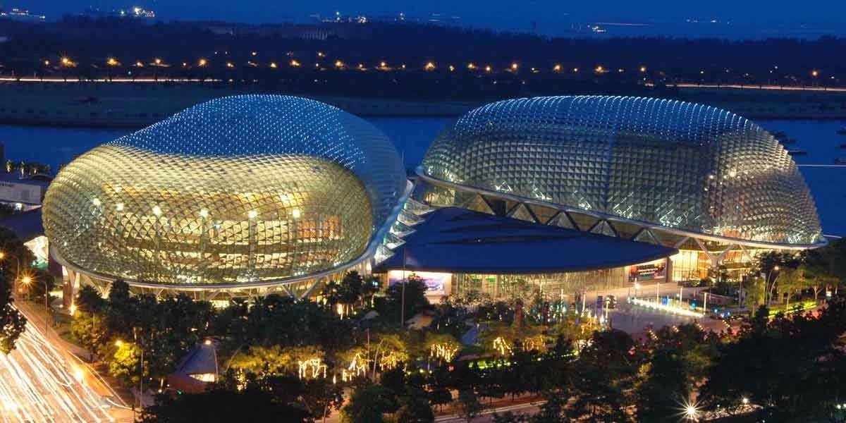 The Esplanade announces plans for a new S$30m waterfront theatre