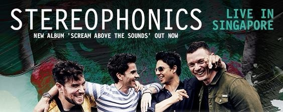 Stereophonics · Live in Singapore