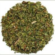 Organic Peppermint Tea from The Tea Table