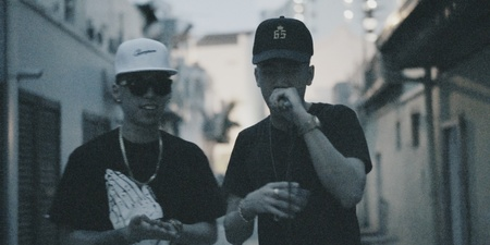 WATCH: Al Rocco and ShiGGa Shay freestyle in a Keong Saik alley