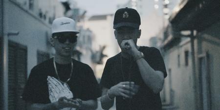 WATCH: Al Rocco and ShiGGa Shay freestyle in a Keong Saik alley