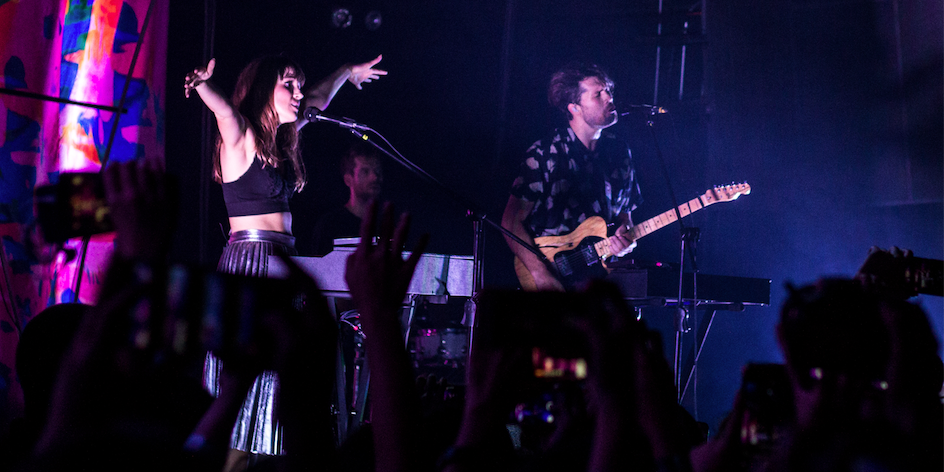 Oh Wonder gets high on Manila humans in Ultralife World Tour – photo gallery