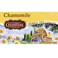 Chamomile from Celestial Seasonings