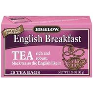 English Breakfast from Bigelow