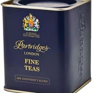 Mr. Shepherd's Blend from Partridges, London