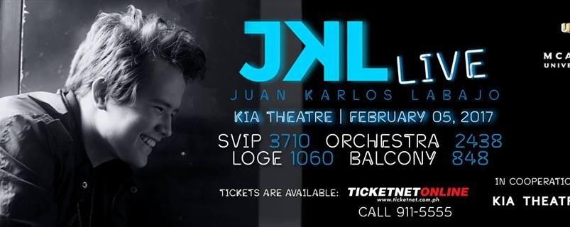 JKL Live   Juan Karlos Labajo