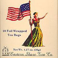 Liberty Herbal Tea from Eastern Shore Tea Company