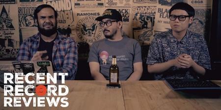 WATCH: Bandwagon Recent Record Reviews #018 - Moderat, All Saints, Luneta Freedom Jazz Collective