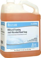 Foaming Anti-Microbial Hand Soap