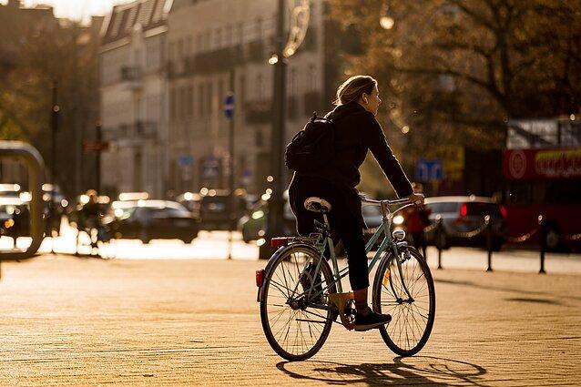 dviratis-kelyje