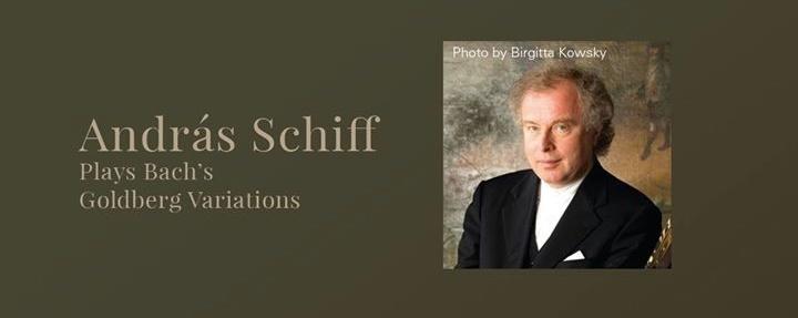 András Schiff Plays Bach's Goldberg Variations