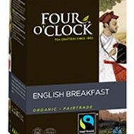English Breakfast from four o'clock