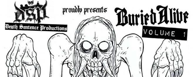 Buried Alive, Volume 1
