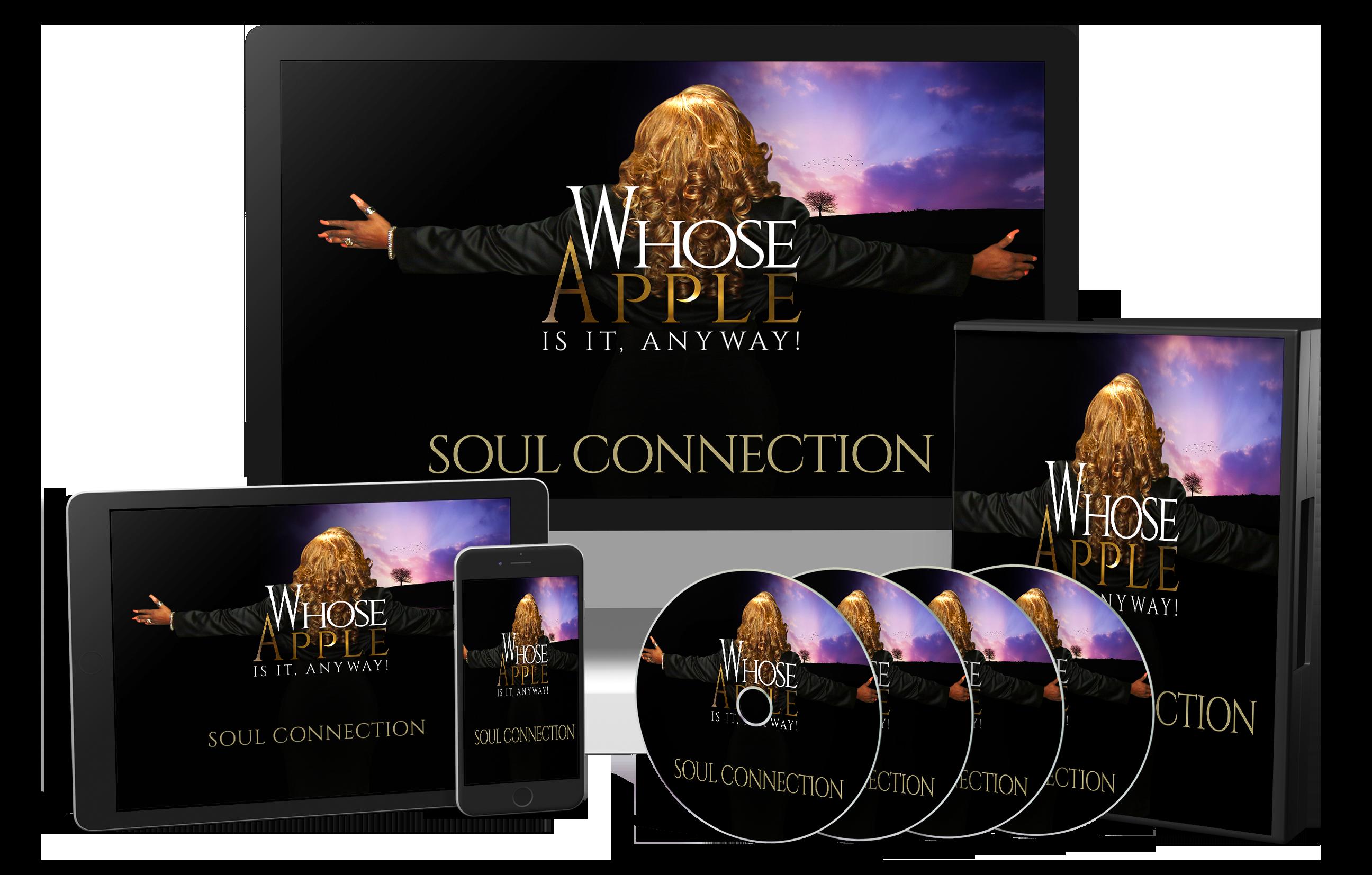 Soul Connection Graphic