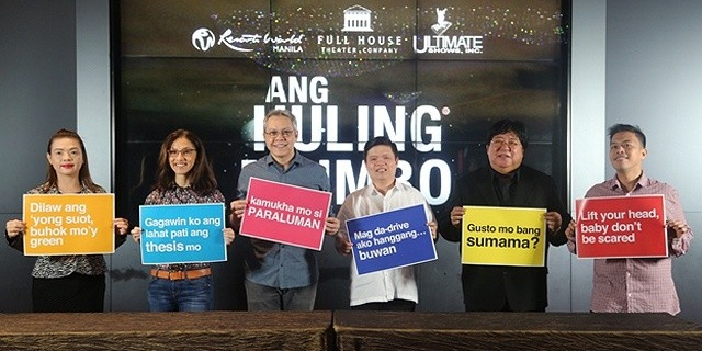 Ang Huling El Bimbo, the Musical to open in July | Editorial |