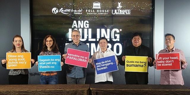 Ang Huling El Bimbo, the Musical to open in July