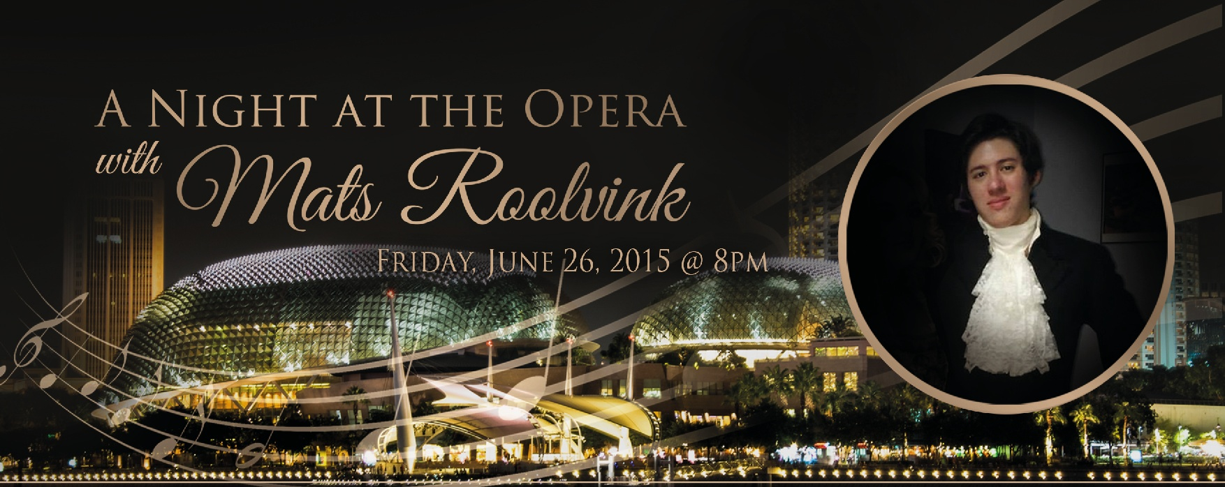 Night at the Opera with Mats Roolvink