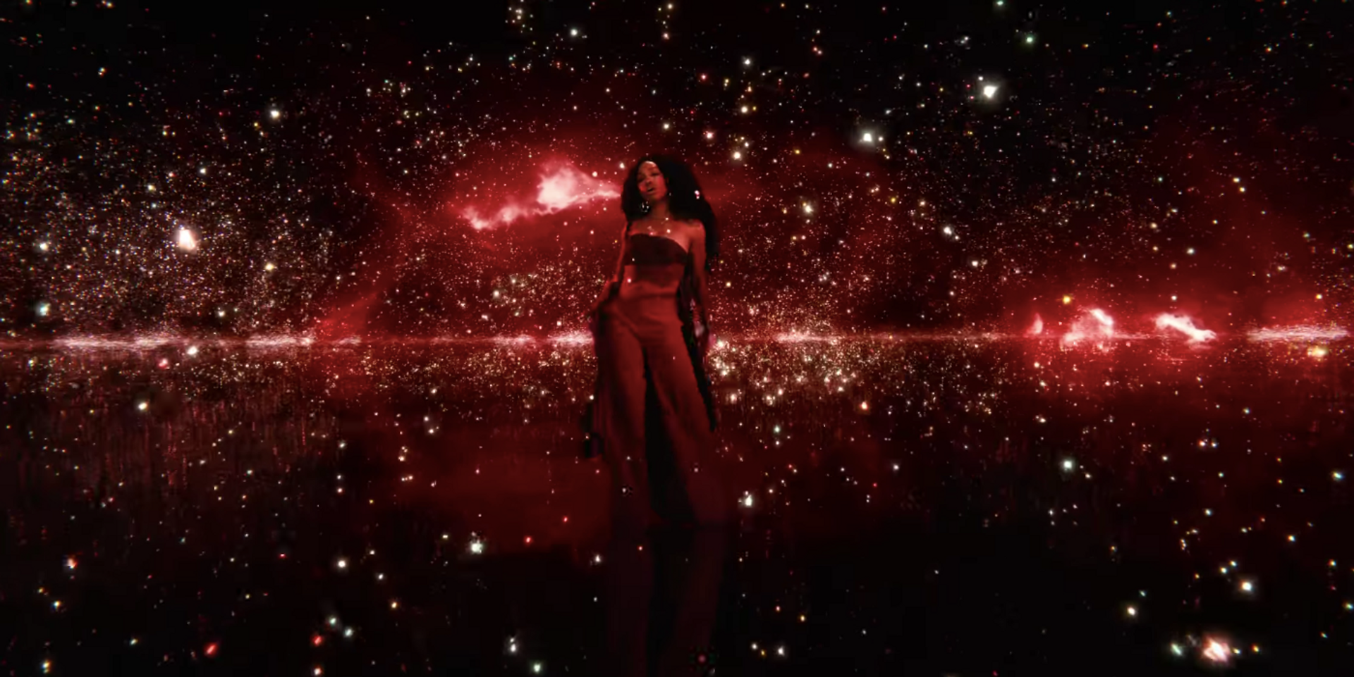 Kendrick Lamar and SZA release stunning music video for 'All The Stars' – watch