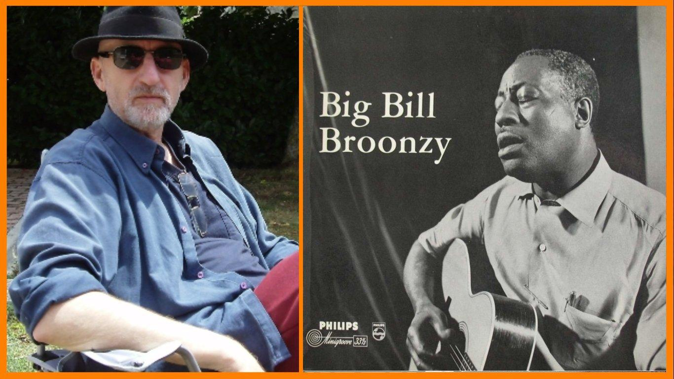 Fingerpicking Blues Guitar Lessons - Big Bill Broonzy