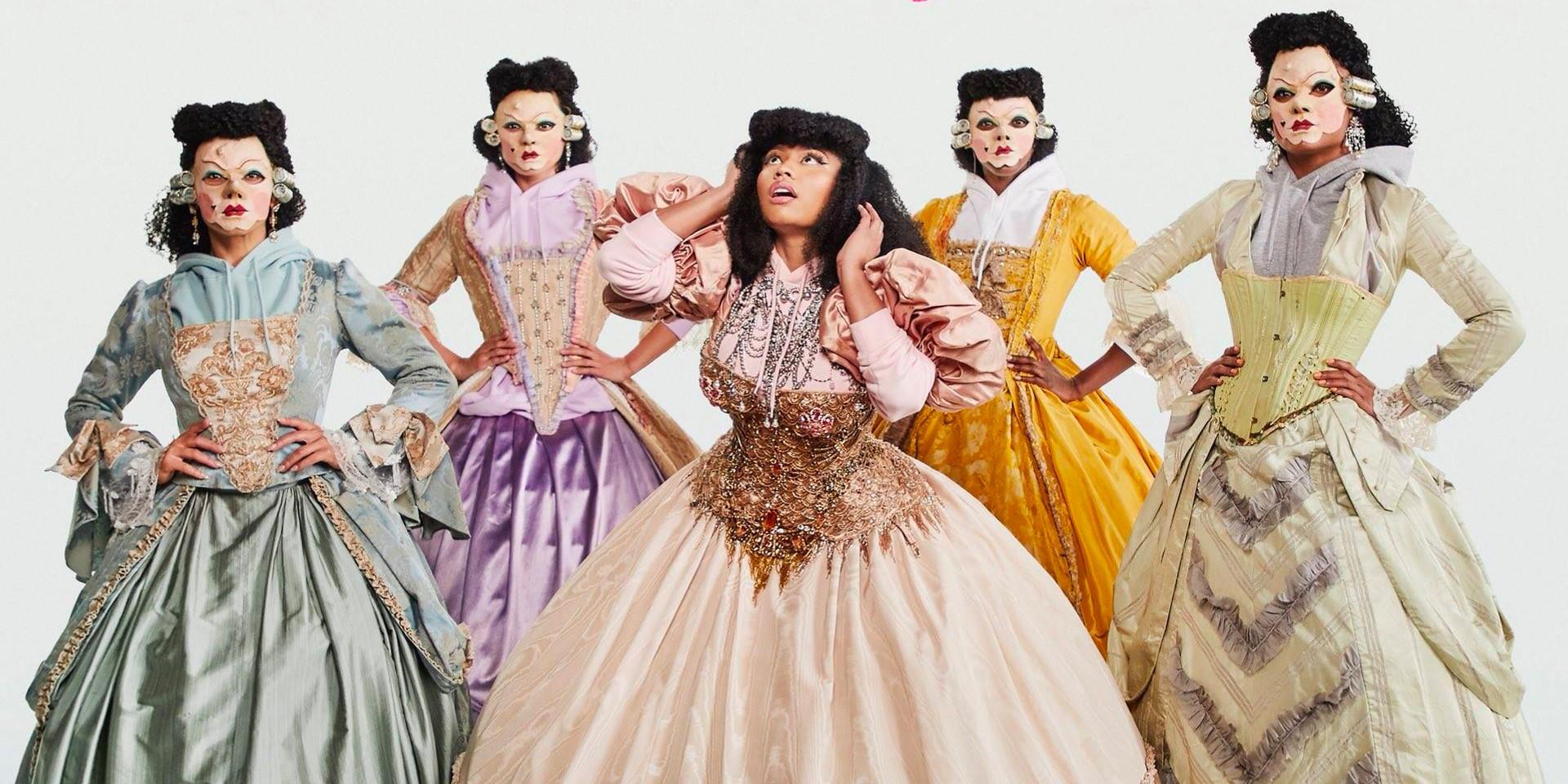 Nicki Minaj announces new album Queen out in June