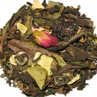 Cherry Geisha White Tea from LuxBerry Tea