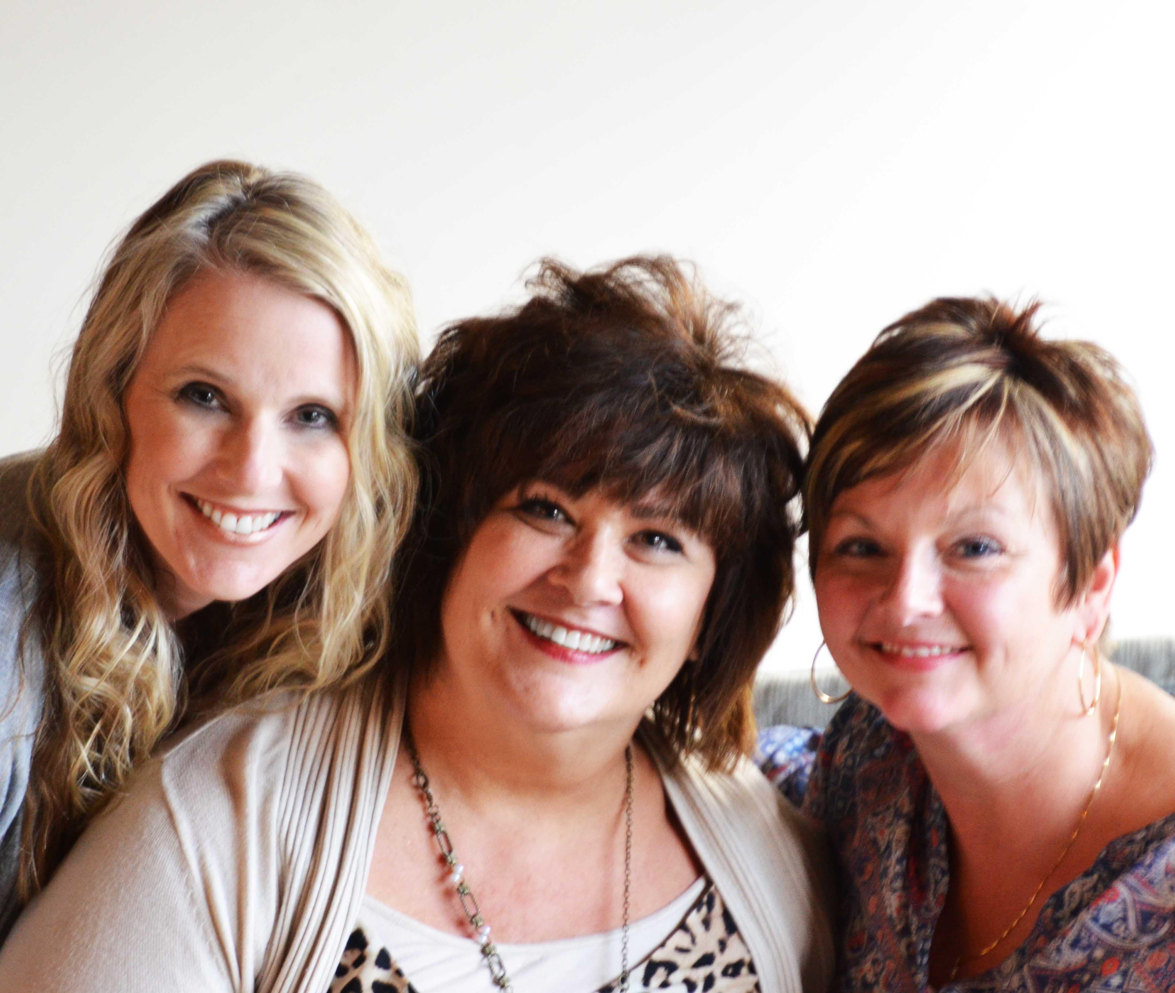 Cheryl, Lori & Mendi