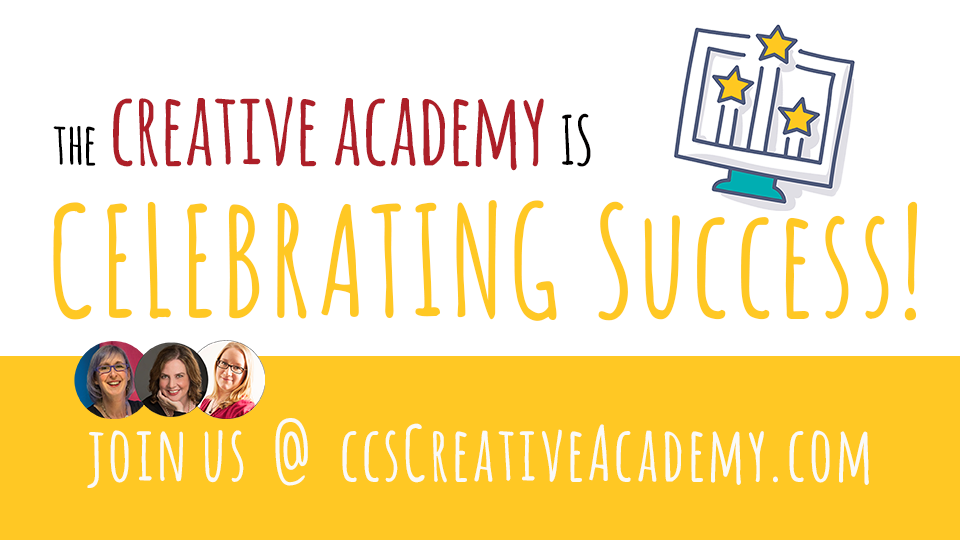 Celebrating Successes with The Creative Academy