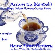 Assam tea (Kondoli) from Home Farm Herbery