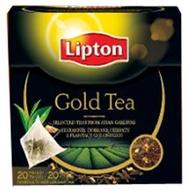 gold tea from Lipton