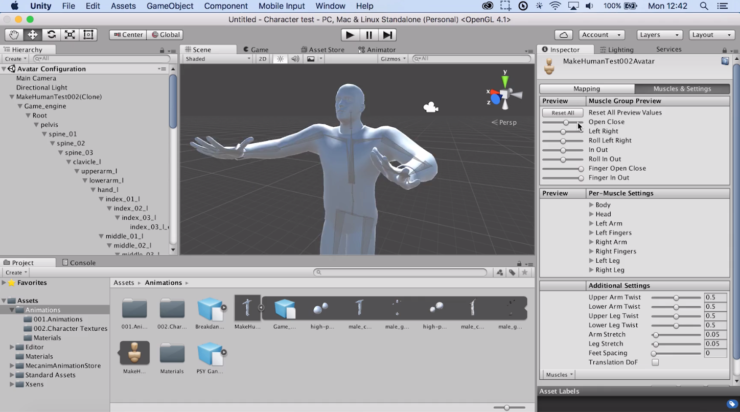 Make 3D characters easily with MakeHuman and Blender3D | Mammoth