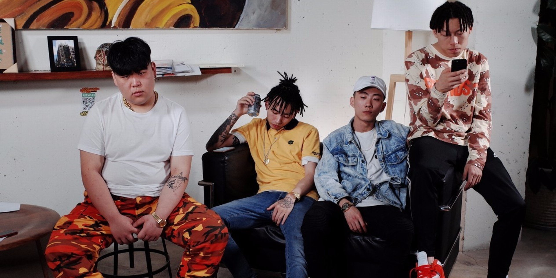Higher Brothers set to make Singapore debut